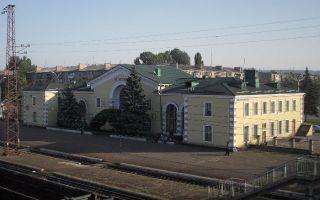 Адреса отделений и банкоматов Ощадбанка в Константиновке
