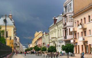 Ощадбанк Черновцы, адреса отделений и банкоматов