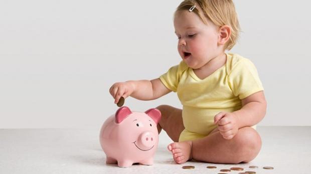 Выплата детского пособия в Ощадбанке