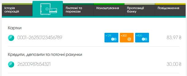 Выпуск виртуальной карты в Ощад-24